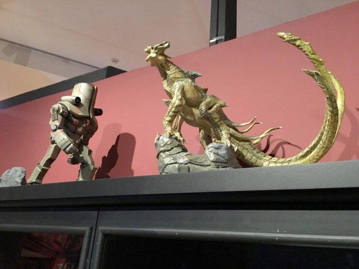 Este museo rinde honor a Guillermo del Toro y luce terroríficamente espectacular 010