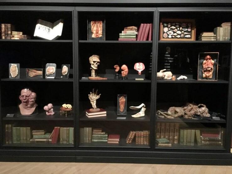Este museo rinde honor a Guillermo del Toro y luce terroríficamente espectacular 011