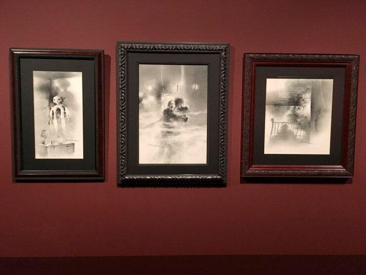 Este museo rinde honor a Guillermo del Toro y luce terroríficamente espectacular 06