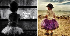 Este niño decidió usar un tutú y su madre tiene una respuesta para todos sus detractores