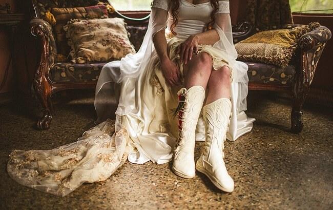 Estos vestidos y estilo harán que desees casarte a lo Game of Thrones 13