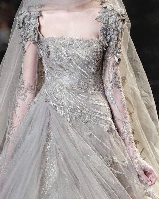 Estos vestidos y estilo harán que desees casarte a lo Game of Thrones 4