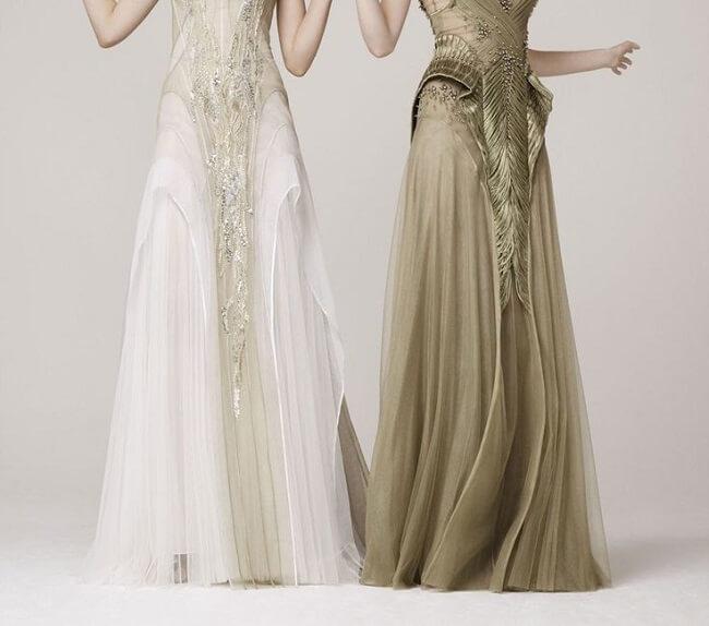 Estos vestidos y estilo harán que desees casarte a lo Game of Thrones 6