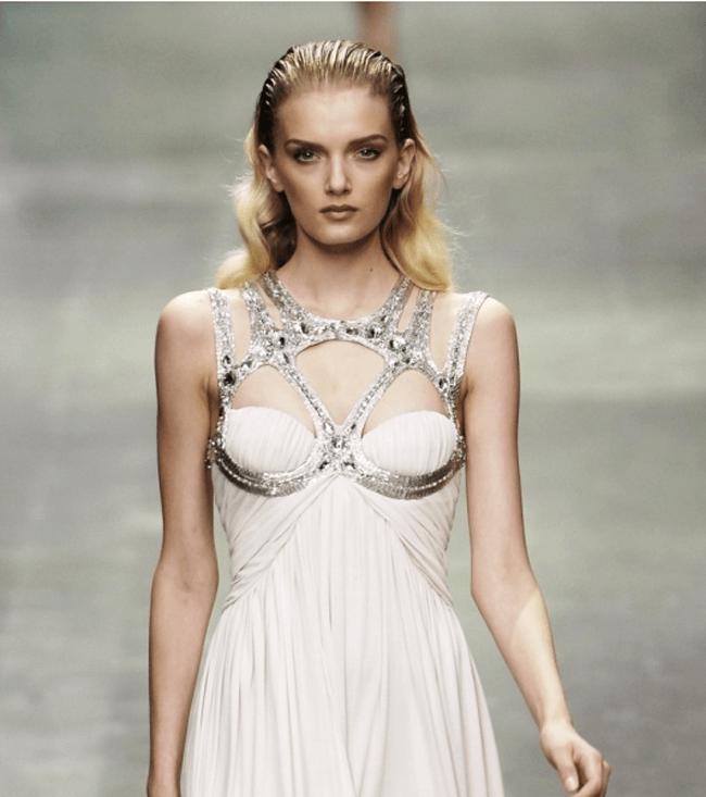 Estos vestidos y estilo harán que desees casarte a lo Game of Thrones 8