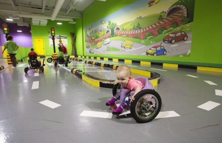 Evelyn Moore mama silla de ruedas