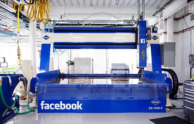 Facebook - área 404