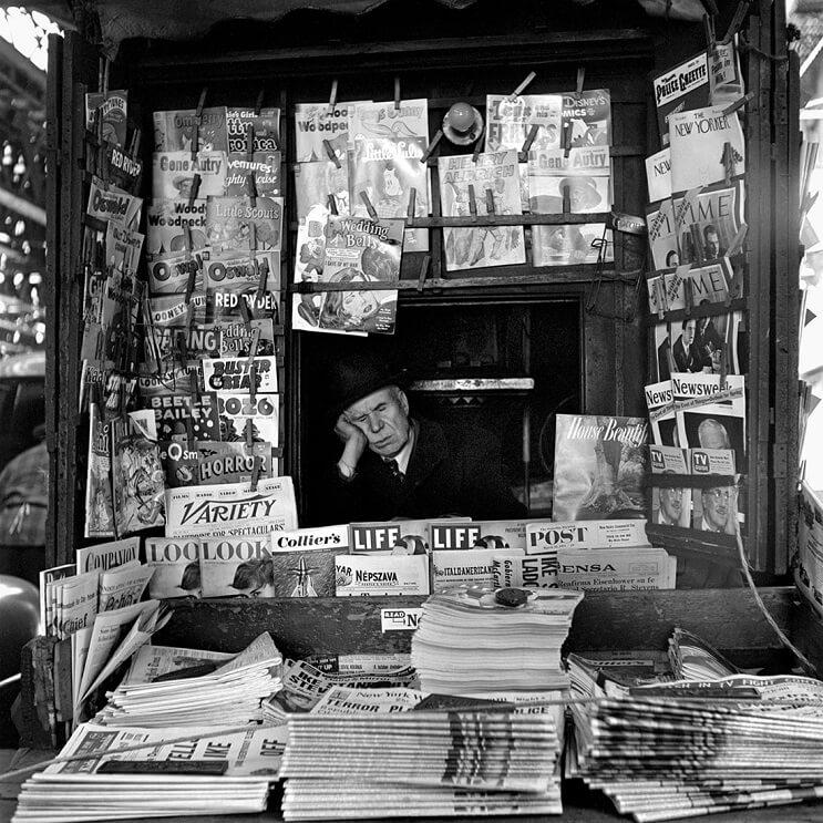 Hombre compra negativos en una subasta y descubre a una de las más importantes fotógrafas del siglo XX 14