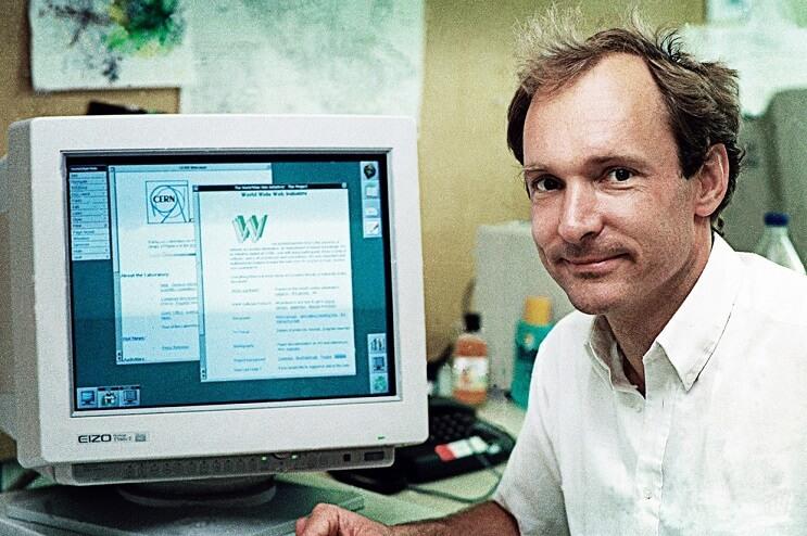 Hoy se cumplen 25 años desde que el público pudo ingresar a la primera página web 02