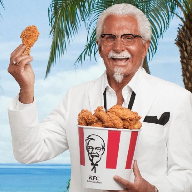 KFC lanza su bronceador con aroma a pollo frito 6