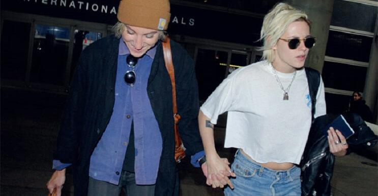 Kristen Stewart recibe el apoyo de su ex pareja ante una importante decisión en su vida
