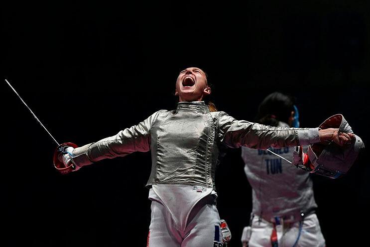 Las fotos más impactantes de los Juegos Olímpicos 22