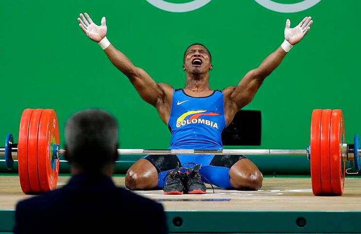Las fotos más impactantes de los Juegos Olímpicos 24