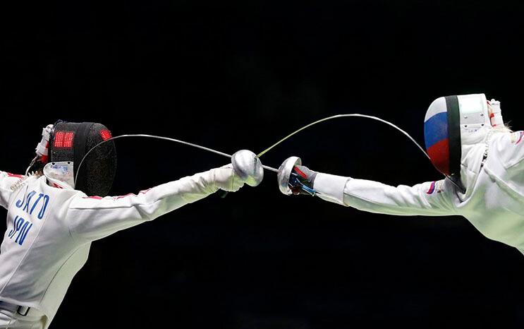 Las fotos más impactantes de los Juegos Olímpicos 5