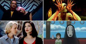 Lista de las mejores películas del siglo XXI