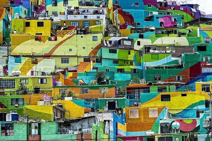Lo que sucedió en este barrio es la prueba de que el arte vence a la delincuencia 3