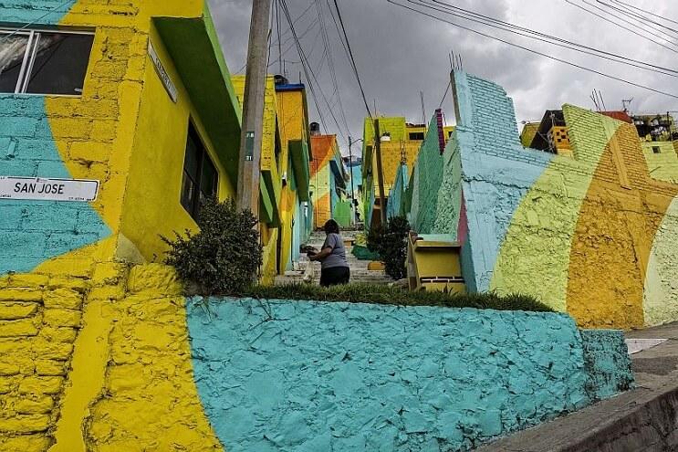Lo que sucedió en este barrio es la prueba de que el arte vence a la delincuencia 4