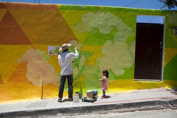 Lo que sucedió en este barrio es la prueba de que el arte vence a la delincuencia 5