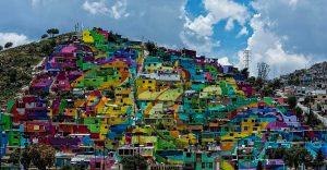 Lo que sucedió en este barrio es la prueba de que el arte vence a la delincuencia
