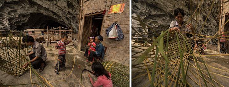 Los aldeanos de esta cueva se niegan a dejar su hogar 4