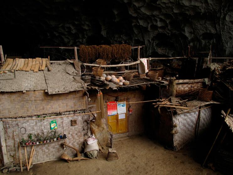 Los aldeanos de esta cueva se niegan a dejar su hogar 5