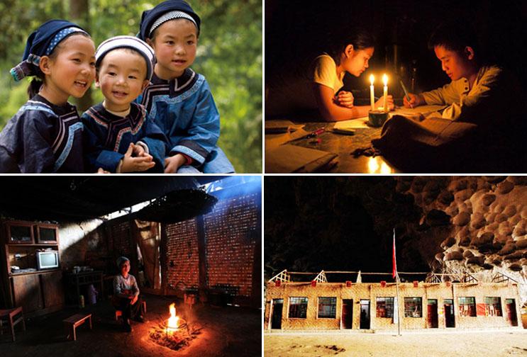 Los aldeanos de esta cueva se niegan a dejar su hogar 7