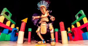 La habilidad para el baile de esta marioneta te encantará