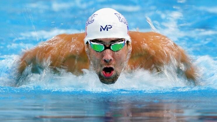 Michael Phelps suma más oros que 174 países en la historia de los Juegos Olímpicos 5