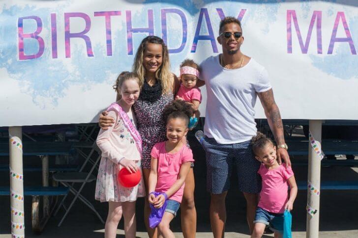 Nadie fue al cumpleaños de su hija y tras un pedido por Facebook  se convirtió en el evento más deseado 05