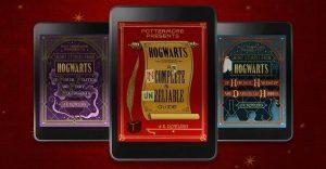 Nuevos eBooks sobre el mundo de Harry Potter estarán disponibles muy pronto