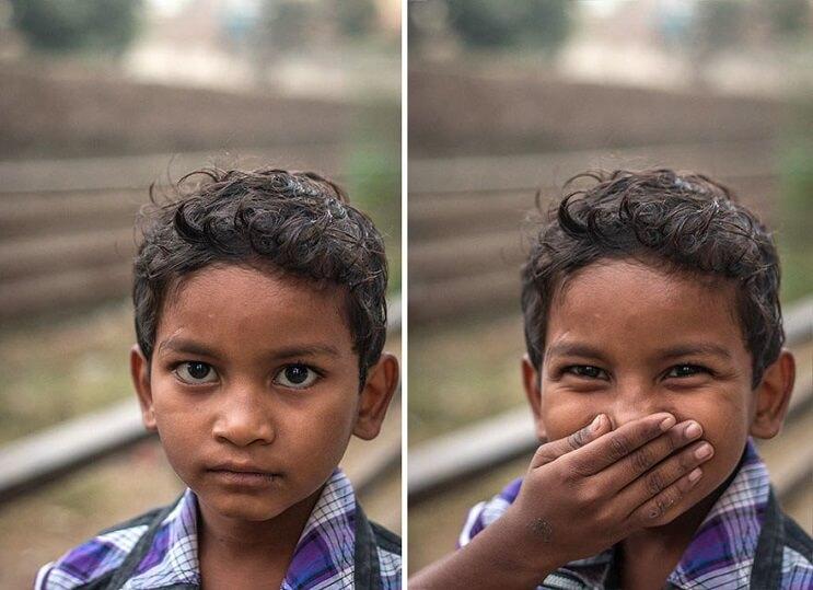Poderosas fotografías que muestran la importancia de una sonrisa 2
