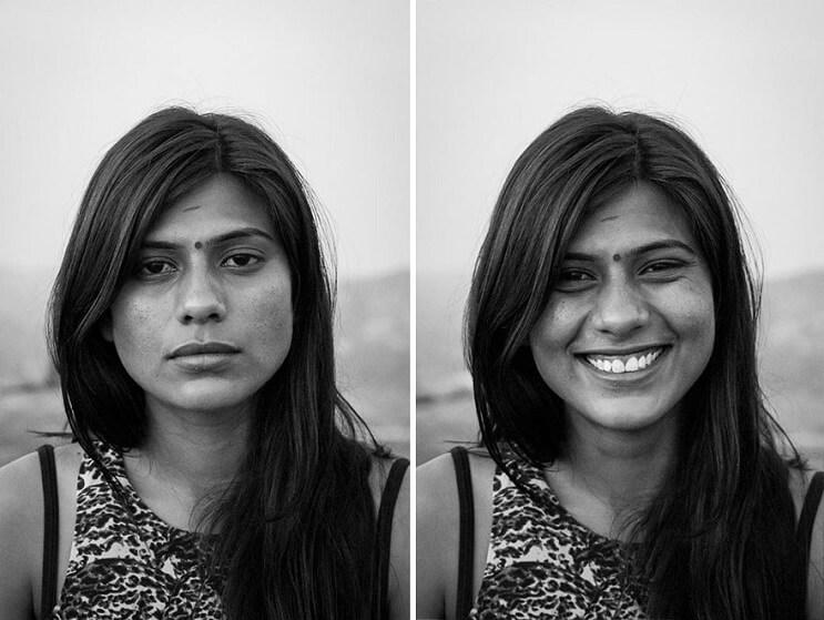 Poderosas fotografías que muestran la importancia de una sonrisa 3