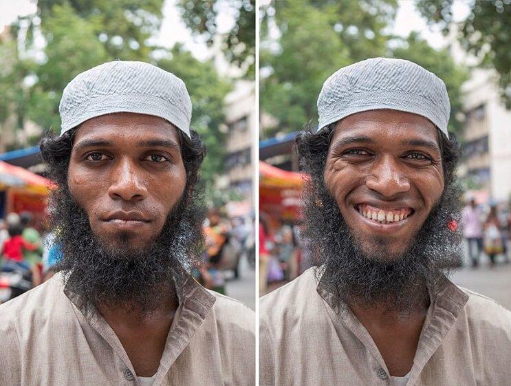 Poderosas fotografías que muestran la importancia de una sonrisa 7
