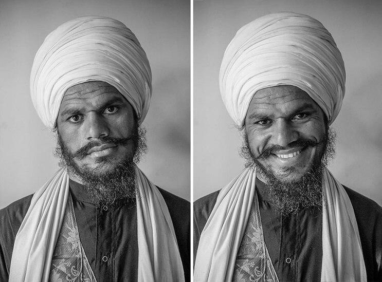 Poderosas fotografías que muestran la importancia de una sonrisa 9