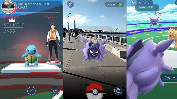 Pokémon Go supera las 100 millones de descargas 2 (1)