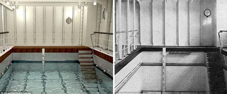 Se estima que la réplica del Titanic zarpará el 2018 8