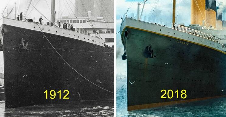 Se estima que la réplica del Titanic zarpará el 2018