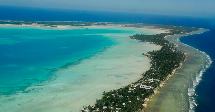 South_Tarawa_from_the_air