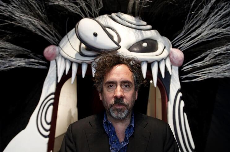 Tim Burton cumpleaños peliculas
