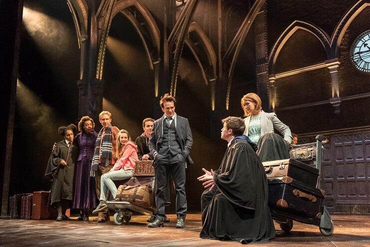 Todos los hechizos de Harry Potter en un solo video y en orden alfabético - teatro
