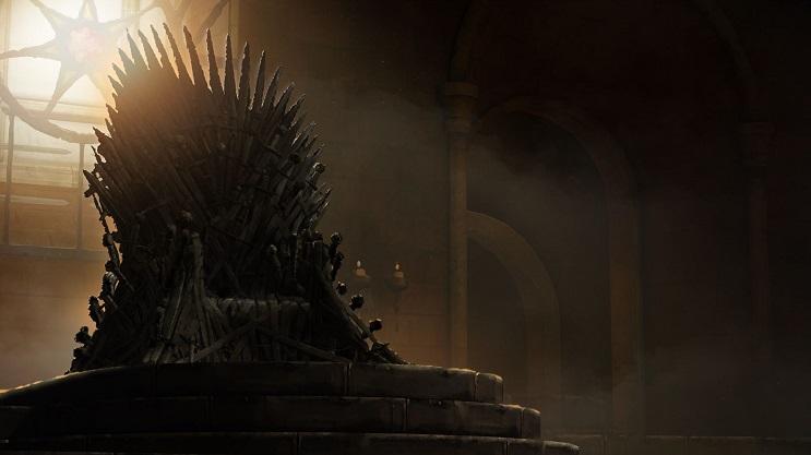 Una campaña política de Game of Thrones para elegir quién ocupará el Trono de Hierro