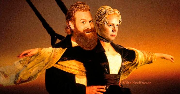 Una historia de amor paralela que nació en Game of Thrones