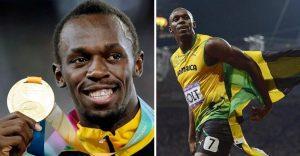 El Relámpago Usain Bolt celebra su cumpleaños número 30. Feliz día.