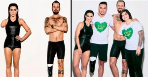 Vogue lanza una edición con los deportistas paraolímpicos en su portada
