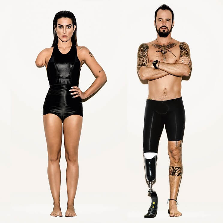 Vogue Brasil Juegos paralímpicos