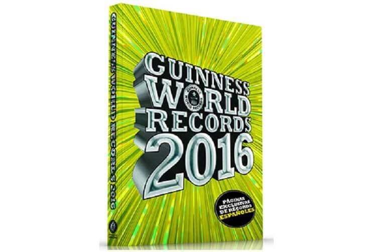 conoce mas acerca de los Record Guinness en su aniversario