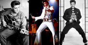 """Se cumplen 39 años sin Elvis Presley: """"El Rey del Rock & Roll"""""""