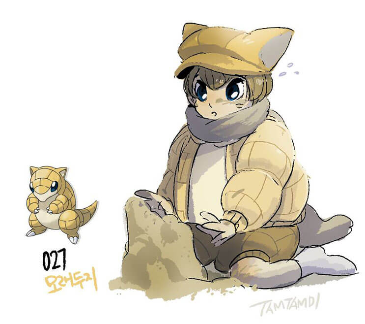asi-se-verian-los-monstruos-de-pokemon-si-fueran-humanos-16