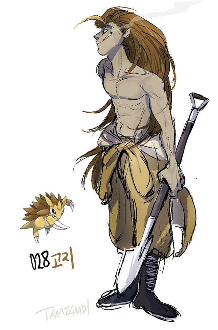 asi-se-verian-los-monstruos-de-pokemon-si-fueran-humanos-17