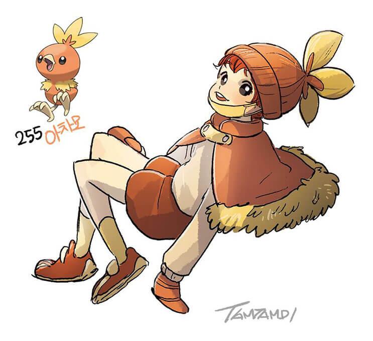 asi-se-verian-los-monstruos-de-pokemon-si-fueran-humanos