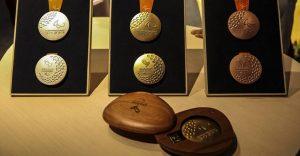 Conoce cómo son las medallas Paralímpicas para los deportistas con discapacidad visual